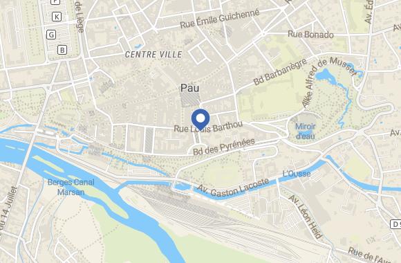 Agence immobilière ARAGON IMMOBILIER Pau