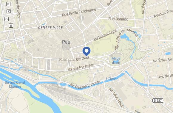 Agence immobilière ORPI PIERRE CONCHEZ IMMOBILIER Pau