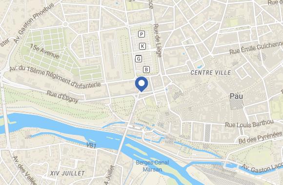 Agence immobilière CREDOT IMMOBILIER Pau