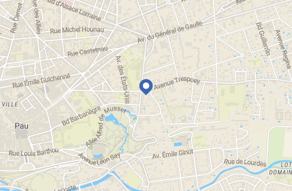 Agence immobilière CABINET BEILLARD Pau