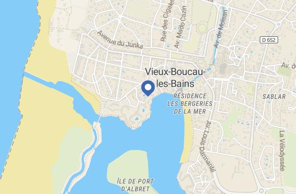 Agence immobilière AGENCE DU LAC VIEUX-BOUCAU Vieux-Boucau-les-Bains