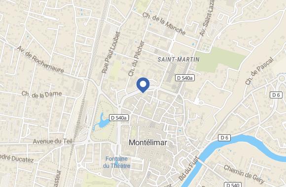 Agence immobilière Agence SAINT MARTIN - MONTELIMAR Montélimar