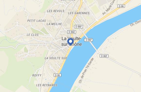 Agence GROUPE SAB IMMOBILIER - EYRIEUX IMMOBILIER à Valence, Saint sauveur de Montagut et Voulte-sur-Rhône La Voulte-sur-Rhône