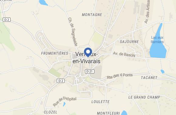 Agence immobilière CAPITAL PIERRE CHRYSOPRASE Vernoux-en-Vivarais