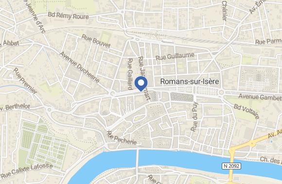 Agence immobilière AGENCE POLGE IMMOBILIER ROMANS Romans-sur-Isère