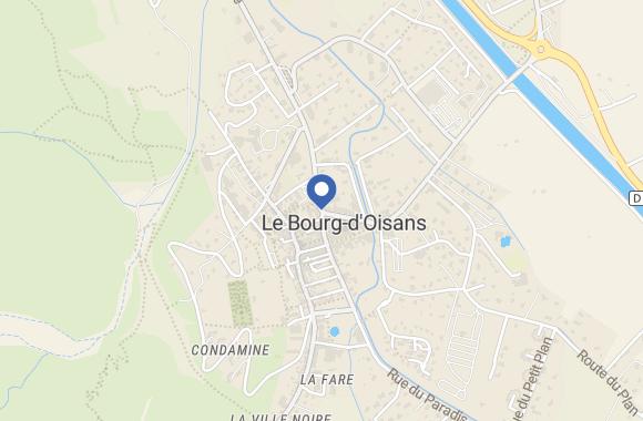 Agence immobilière Oisans - Agence immobilière Bourg d'Oisans Le Bourg-d'Oisans