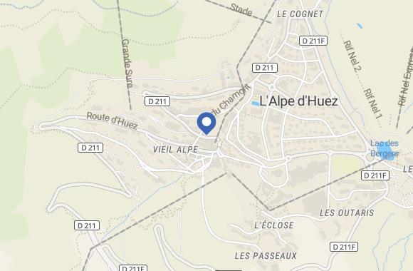 Agence immobilière Oisans - Vendéenne Immobilier Motagne Alpe d'Huez Huez