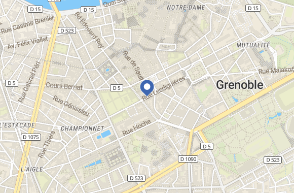 Agence immobilière KD Immobilier Grenoble