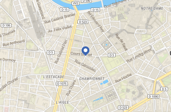 Agence immobilière Nahmias Immobilier Grenoble