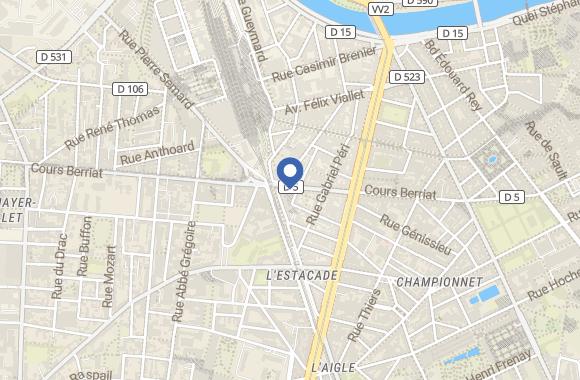 Immobilier Grenoble - Location étudiante - Achat immobilier Grenoble Grenoble