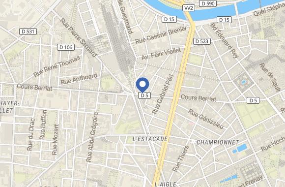 Agence immobilière Le Longchamp Grenoble