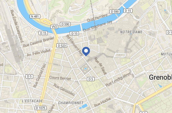 Agence immobilière SAS SERIMM Grenoble