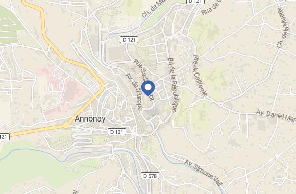 Immobilier Saint-Etienne - Loire- Auvergne- Rhône-Alpes Annonay