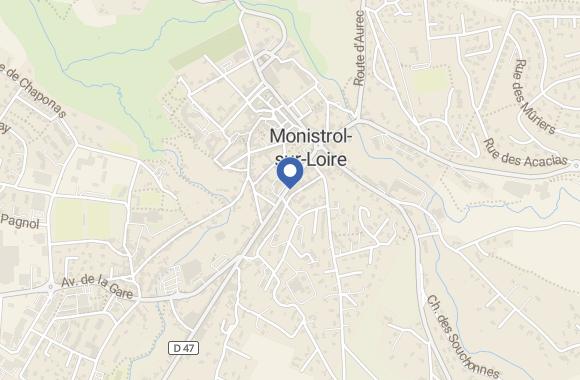 Immobilier Saint-Etienne - Loire- Auvergne- Rhône-Alpes Monistrol-sur-Loire