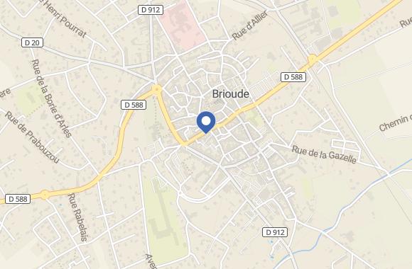 Immobilier Saint-Etienne - Loire- Auvergne- Rhône-Alpes Brioude