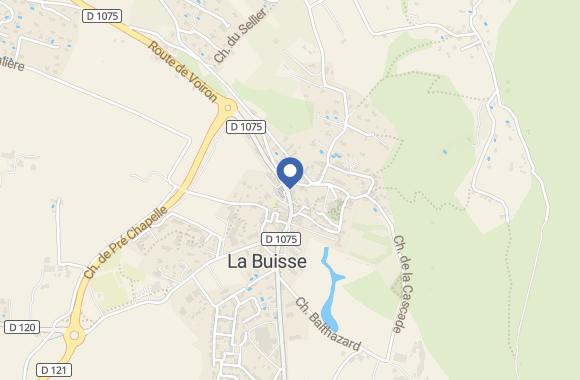 Agence immobilière Voiron et Pays Voironnais La Buisse