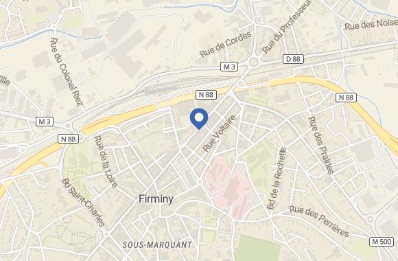 Annonces immobilières DETROIS IMMOBILIER Firminy 42700 Firminy