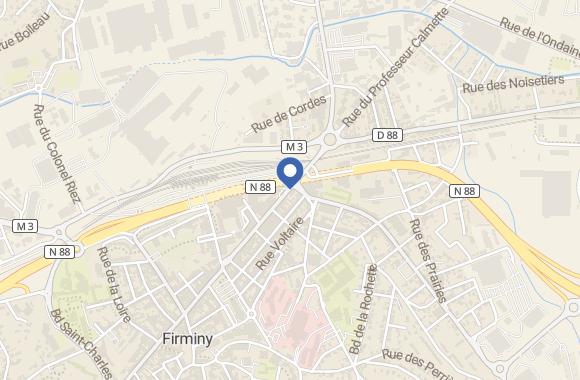 Immobilier Saint-Etienne - Loire- Auvergne- Rhône-Alpes Firminy