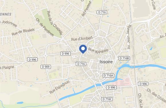 Immobilier Saint-Etienne - Loire- Auvergne- Rhône-Alpes Issoire