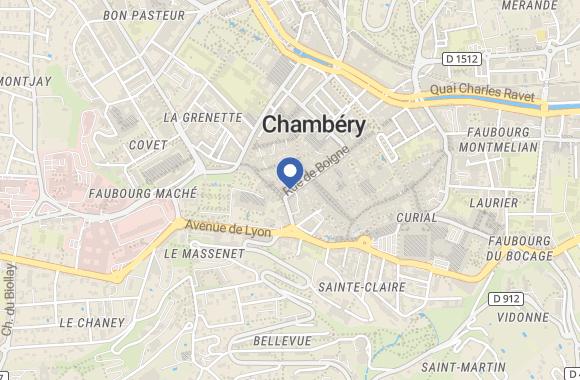 Agence immobilière Fabien FERRARIS IMMOBILIER Chambéry