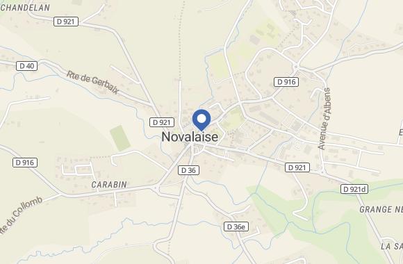 Agence immobilière Novalaise Agence immobilière Novalaise - Pays d'Aiguebelette : achat, vente, location, estimation Novalaise