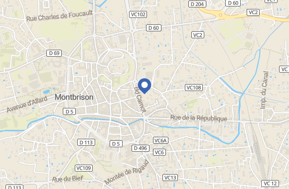 Immobilier Saint-Etienne - Loire- Auvergne- Rhône-Alpes Montbrison