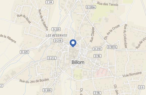 Agence immobilière BILLOM IMMOBILIER Billom