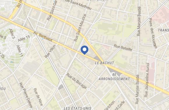 Agence immobilière DV Immobilier Lyon 08