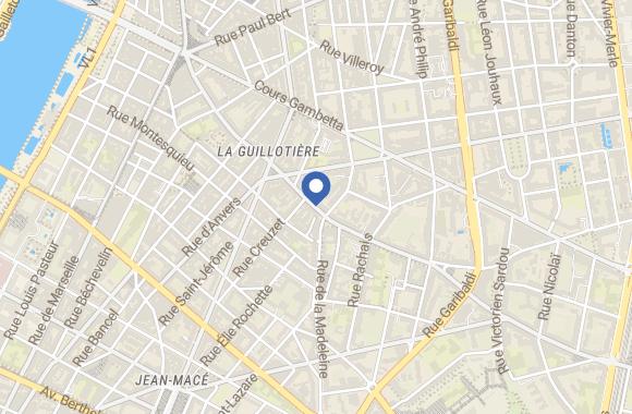 Agence immobilière Regie Gallichet Lemaitre (service location) Lyon 07
