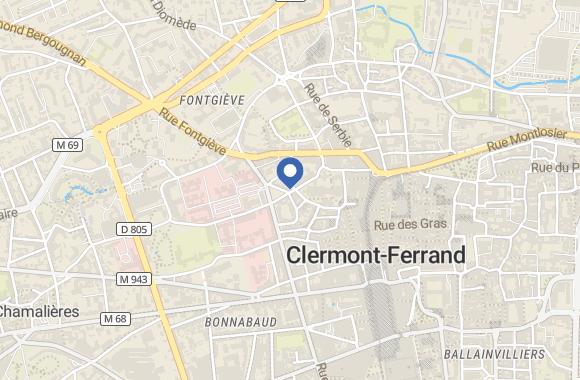 Agence immobilière Agence du Palais Clermont-Ferrand