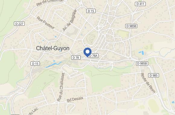 Immobilier Saint-Etienne - Loire- Auvergne- Rhône-Alpes Chatelguyon