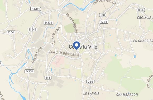 Agence immobilière Cothenet Immobilier Cours-la-Ville