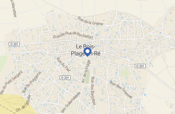 Agence immobilière ABACA Immobilier Le Bois-Plage-en-Ré