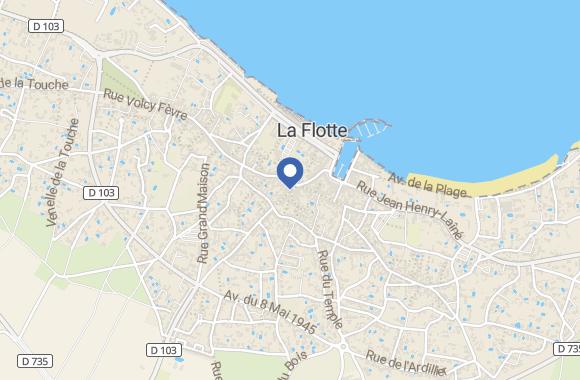 Agence immobilière Agence Immobilière Rateau Ile de Ré La Flotte