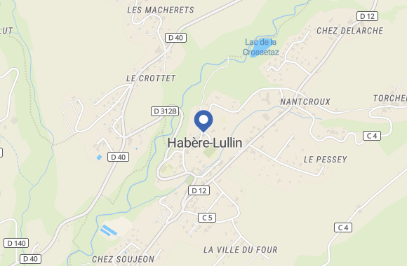 Agence immobilière VALLEE VERTE IMMOBILIER HABERE LULLIN Habère-Lullin