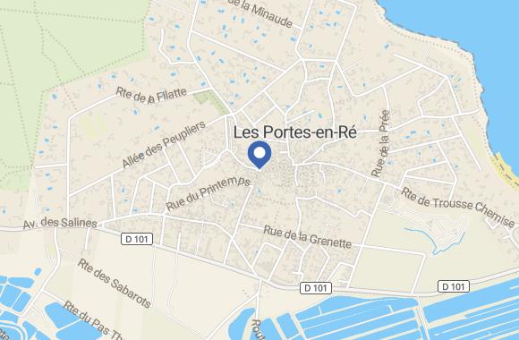 Agence immobilière ABACA Immobilier - LES PORTES EN RÉ Les Portes-en-Ré