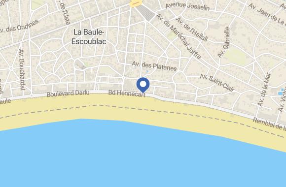 Agence immobilière Agence immobilière Ouest Union La Baule-Escoublac