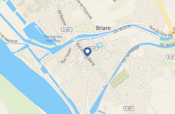 Agence immobilière ARCHE IMMOBILIER BRIARE Briare