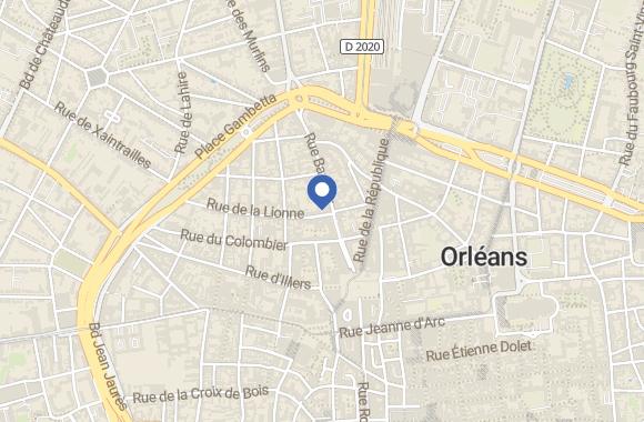 Agence immobilière MARTROI IMMOBILIER Orléans