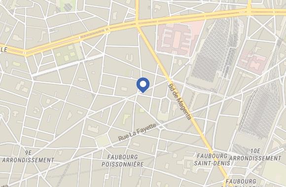 Agence immobilière ATLANTHE IMMOBILIER Paris 10