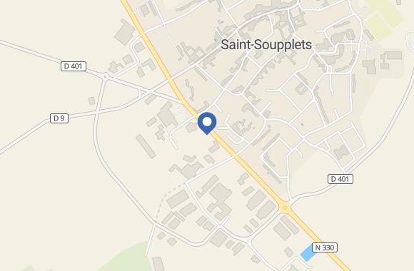 Agence immobilière LA FRANCILIENNE IMMOBILIERE SAINT SOUPPLETS Saint-Soupplets